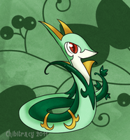 Serperior by chibitracy