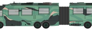 Flletwood RV Moible Command by lupin3ITA