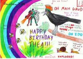 Birthday Madness for Thea by thingy-me-jellyfis