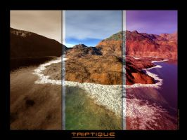 Triptique by ayreon3
