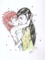 Spring Love by silverfang07