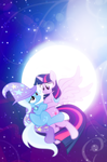 Trixie Week- Every Pony is Gay for Trixie by PixelKitties
