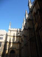 Oxford Shadow by caribbeanpirate