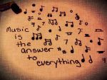 Music Answers All by CheshireGrrrl
