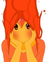 flame_princess_ by Blueblankcatface