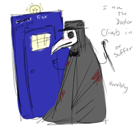 The Next Doctor better be This Guy by RoomsInTheWalls