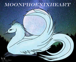 Moon Phoenix by WorldAngel