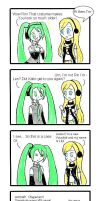 Riri-san to Miku-san by the-jayster