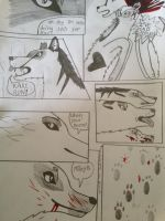 The Cry For Paradise page 3 by HaloneWolf