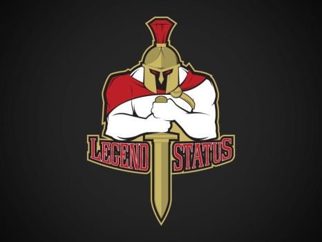 Legend Status Logo by DesignPhilled
