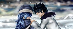 Fairy Tail 416 ~ ''What have you done?'' (Gruvia) by Sazawen