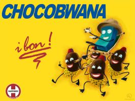Happiness - Chocobwana by Homelet