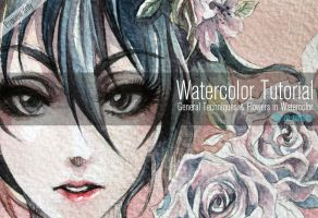 [Preview] Watercolor Tutorial by Ze-RoFruits