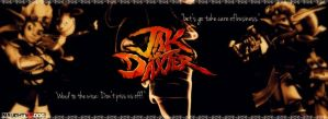 Jak and Daxter Banner by DeathGoddess1995