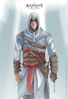 Altair - Assassin's Creed by SpeedRain