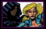 Cloak and Dagger by PLANETKURTH