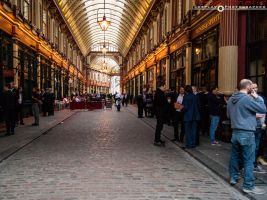 Hunting in Leadenhall 2 by TPJerematic