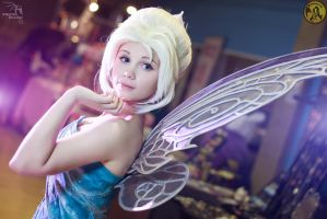 Secret of the Wings - Periwinkle by Perevinkl