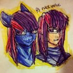 Doodle practice for mettibobo by nubblebubble123