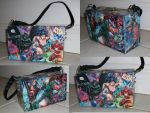JLA New 52 Purse by Syagria