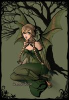 APH: Fem Switzerland Fairy by mandababe12