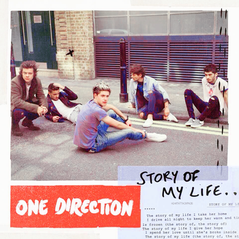 Single|Story Of My Life|One Direction. by Heart-Attack-Png