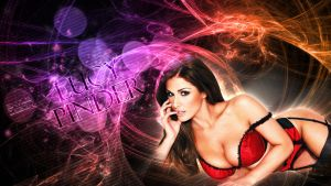 Lucy Pinder wallpaper1 by Envius88