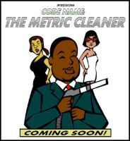 Code Name: The Metric Cleaner by timelike01
