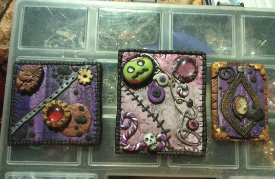 more clay tinkering by WhimsicallyObsessed