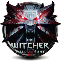 the witcher 3 wild hunt Png Icon 2 by S7 by SidySeven