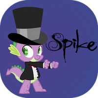Spike Icon by awesomeluna