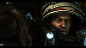 Jim Raynor by Shreas