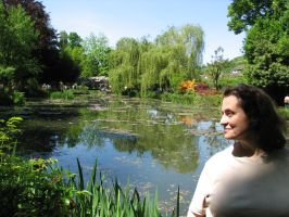 at Giverny by rivale