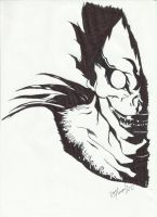 Ryuk by Destincor