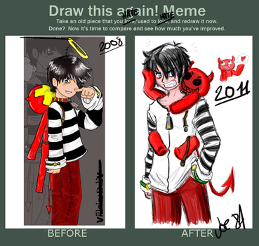 Meme: Before and After by Vjoe84