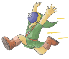 No Hands Link (for collab) by Jo-Onis