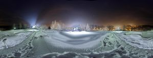 HDR Panorama - Winter 2010 - 2 by marse77