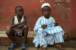 Guinea muslim boy by ademmm