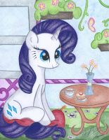 A Relaxing Afternoon by Jackie00Liza