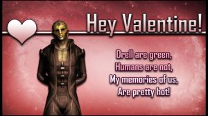 ME Valentine Thane by Lordess-Alicia