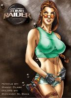 Lara color by Matelandia