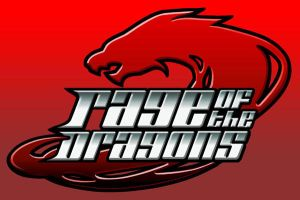 Rage of the dragons logo by mrvo