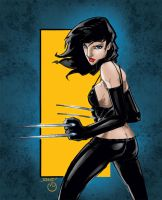 X-23 by MarcBourcier
