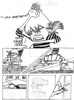 el manana comic .unfinished. by Zink10