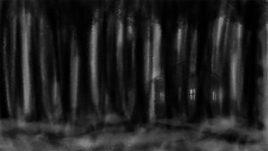 Creepy Woods by aftertaster7