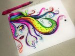 Rainbow Tears by artisticalshell