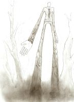 The Slender Man by Hyperactive-Nutcase