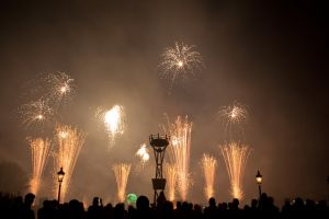 Epcot Illuminations Stock 47 by AreteStock