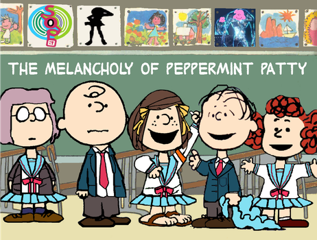 ... Sins - Luxuria Valurios 534 77 The Melancholy of Peppermint Patty