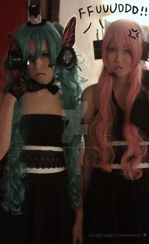 Where is our food? by cosplayprincesses